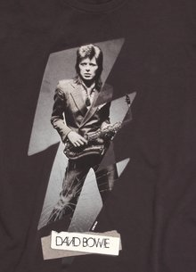 David Bowie vintage t-shirt from Sony's Archive 1887 T-Shirts