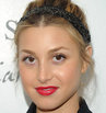Whitney Port Updo